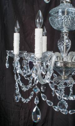 Neoclassical Style Crystal Chandelier - 1205429