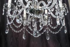 Neoclassical Style Crystal Chandelier - 1205432