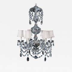 Neoclassical Style Crystal Chandelier - 1206149