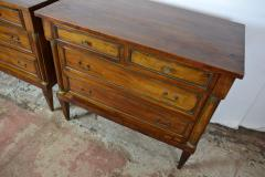 Neoclassical Style Nightstands - 1102010