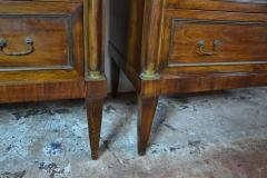 Neoclassical Style Nightstands - 1102013