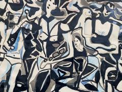 Neville Manns Abstract Figures  - 1849336