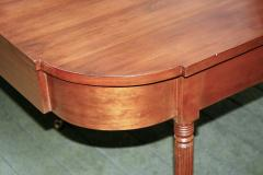 New England Federal Cherrywood Dining Table - 1465499
