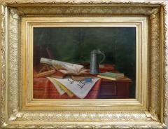 Nicholas Alden Brooks Tabletop Still Life - 184688
