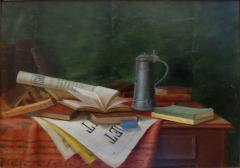 Nicholas Alden Brooks Tabletop Still Life - 184689