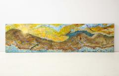 Nick Stavrides Amagansett Sunset by Nick Stavrides Oil on Canvas - 1175086