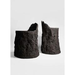 Niclas Wolf Geoprimitive Ceramic Settle by Niclas Wolf - 1784209