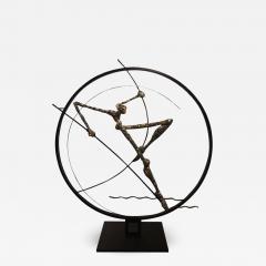 Nicola Rosini Original Sculpture by Nicola Rosini Saut du Cercle - 1041382