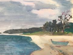 Nicolai Cikovsky Beach on Peconic Bay  - 1218259