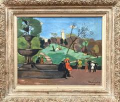 Nicolai Cikovsky Bethesda Fountain Central Park  - 1527099