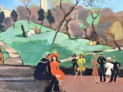 Nicolai Cikovsky Bethesda Fountain Central Park  - 1527129