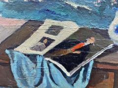 Nicolai Cikovsky Bouquet by the Sea  - 1642461