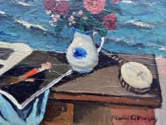 Nicolai Cikovsky Bouquet by the Sea  - 1642462