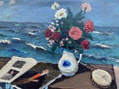 Nicolai Cikovsky Bouquet by the Sea  - 1642463