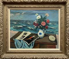 Nicolai Cikovsky Bouquet by the Sea  - 1642467