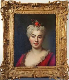 Nicolas de Largilli rre Portrait Of Elisabeth Marguerite The Artists Daughter - 1579237