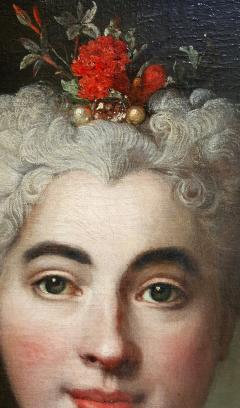 Nicolas de Largilli rre Portrait Of Elisabeth Marguerite The Artists Daughter - 1579254