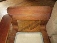 Niels Eilersen Rare N Eilersen Danish Modern Teak Three Seat Sofa Mid Century - 1570788