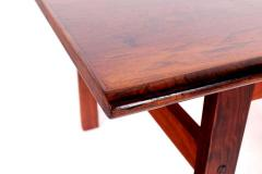 Niels Eilersen Rosewood CAPELLA Coffee Table Illum Wikkelso - 1623611