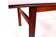 Niels Eilersen Rosewood CAPELLA Coffee Table Illum Wikkelso - 1623612