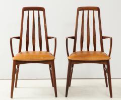 Niels Koefoed Danish Teak Chairs by Niels Koefoed - 1879139