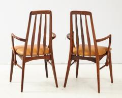 Niels Koefoed Danish Teak Chairs by Niels Koefoed - 1879140