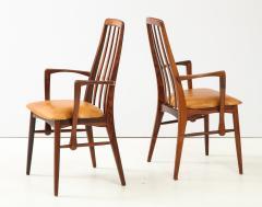 Niels Koefoed Danish Teak Chairs by Niels Koefoed - 1879142