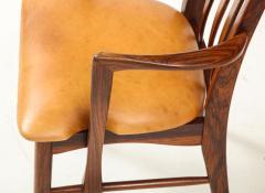 Niels Koefoed Danish Teak Chairs by Niels Koefoed - 1879144