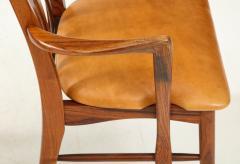 Niels Koefoed Danish Teak Chairs by Niels Koefoed - 1879150