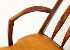 Niels Koefoed Danish Teak Chairs by Niels Koefoed - 1879153