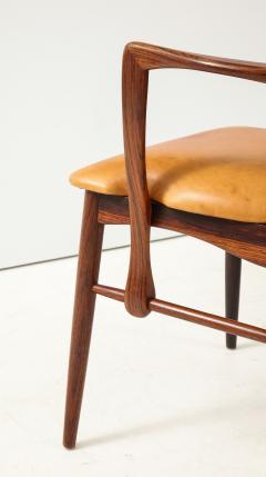 Niels Koefoed Danish Teak Chairs by Niels Koefoed - 1879154