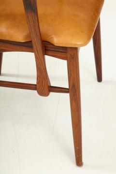 Niels Koefoed Danish Teak Chairs by Niels Koefoed - 1879155