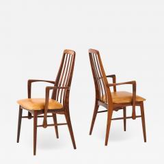 Niels Koefoed Danish Teak Chairs by Niels Koefoed - 1880462