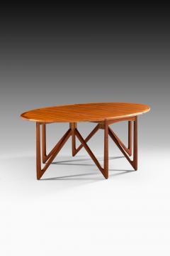 Niels Kofoed NIELS KOFOED DINING TABLE - 1182251