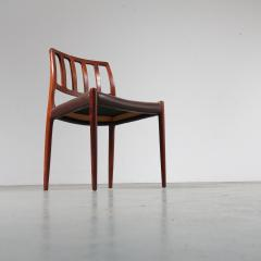 Niels Otto M ller M ller Model 83 Dining Chairs Denmark 1960 - 1143713
