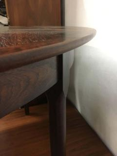 Niels Otto M ller Niels Otto Moller Expanding Rosewood Dining Table circa 1960 - 1738025