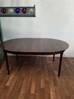 Niels Otto M ller Niels Otto Moller Expanding Rosewood Dining Table circa 1960 - 1738035