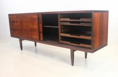 Niels Otto M ller Scandinavian Modern Rosewood Sideboard Credenza Designed by Niels O Moller - 1622278