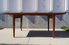 Niels Otto M ller Teak Dining Table with Extensions by Niels M ller - 191304