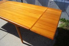 Niels Otto M ller Teak Dining Table with Extensions by Niels M ller - 191309