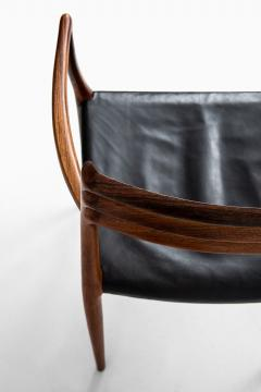 Niels Otto Moller Niels O M ller armchairs model 62 - 711236