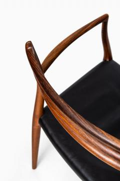 Niels Otto Moller Niels O M ller armchairs model 62 - 711239