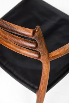Niels Otto Moller Niels O M ller armchairs model 62 - 711240