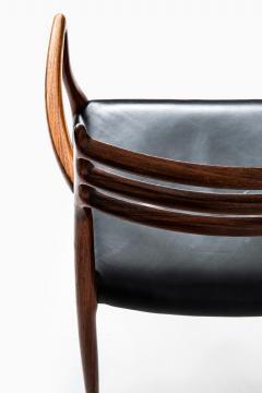 Niels Otto Moller Niels O M ller armchairs model 62 - 711254
