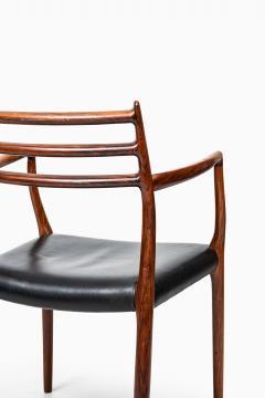 Niels Otto Moller Niels O M ller armchairs model 62 - 711257