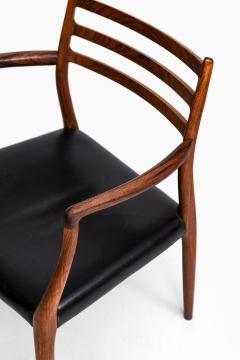 Niels Otto Moller Niels O M ller armchairs model 62 - 711259