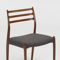 Niels Otto Moller Niels O M ller dining chairs set of ten - 723079