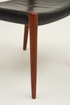Niels Otto Moller Six Niels Moller Teak Dining Chairs Model 77 - 608056