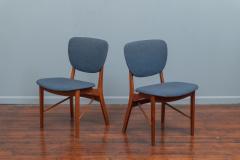 Niels Vodder P Vodder Dining Chairs Model PV55 for Niels Vodder - 1969581