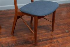 Niels Vodder P Vodder Dining Chairs Model PV55 for Niels Vodder - 1969582